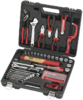 "Aluminium tool case ""Handy Man"" 73pcs"