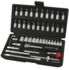 SOCKET SET, 46-pcs X546 B