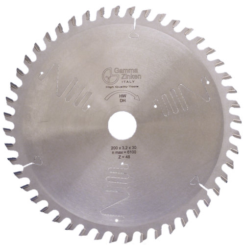 DHN 30mm Negative Hollow tdoothe blade for panel