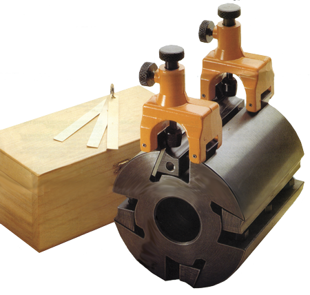 Planer knives alignment device