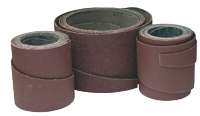 75 mm x 25m abrasive cloth roll