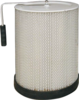 Fine filtration cartridge dust extractor for RP CX2500
