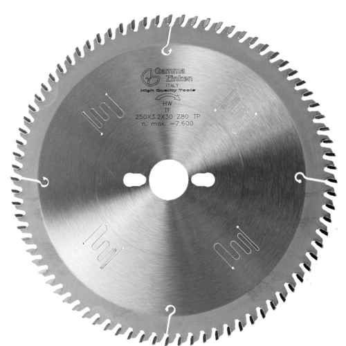 TF Trapezoidal circular saw blade for thin pannel