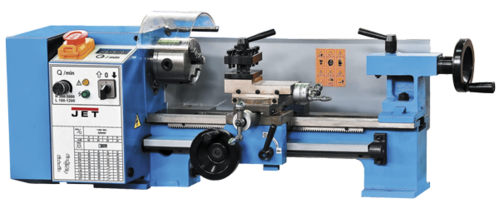 BD 7 Hobby parallel lathe for metal