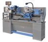 Metal lathes GHB 1340A with 3-axis digital readout