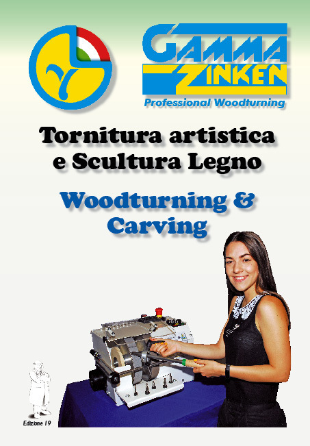 Woodturning and Carving catalogue
