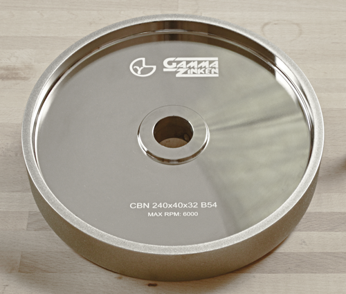 CBN wheel � 200x40x32 B91 art 4149