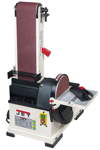 Combination disc and belt sander JSG 64